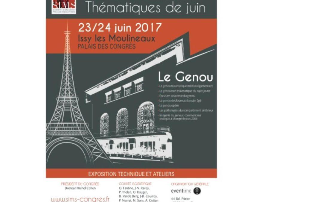 Forum Recherche SIMS-22 Juin 2017