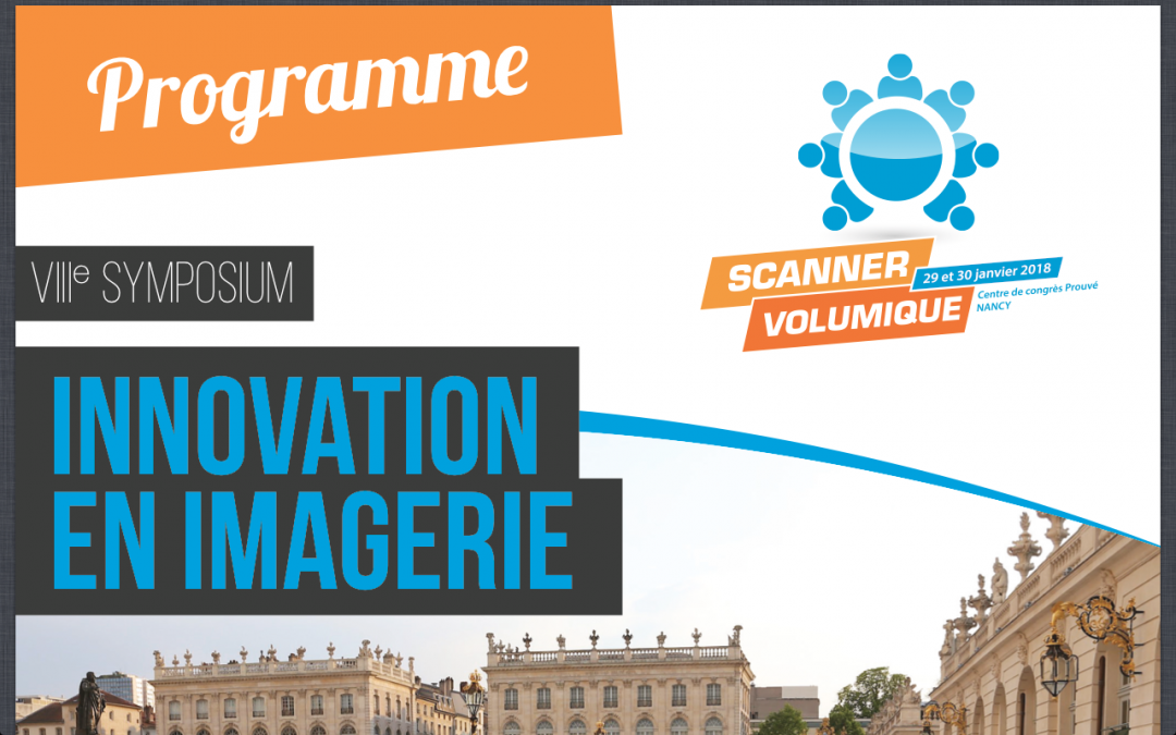 VIIIe symposium des innovations en imagerie